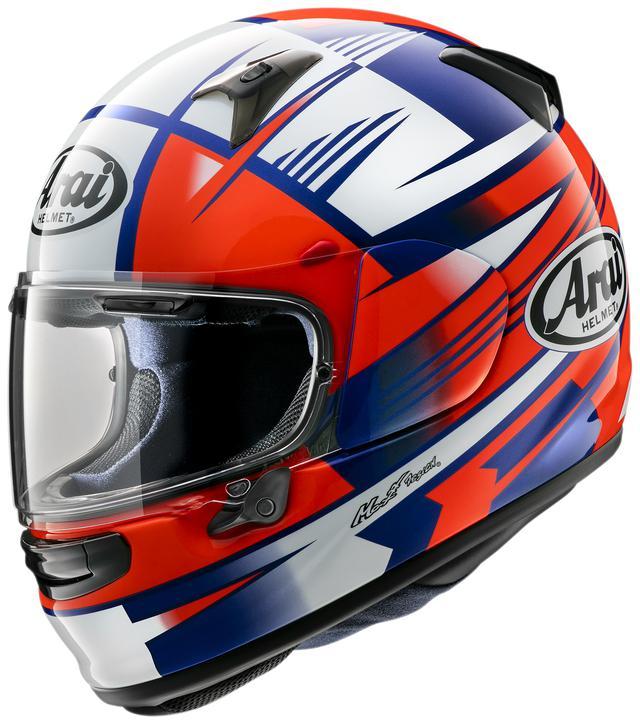 画像18: ツーリングに特化したアライの新型フルフェイスヘルメット「アストロ GX」誕生! ニューフォルムの採用、内装も新開発!