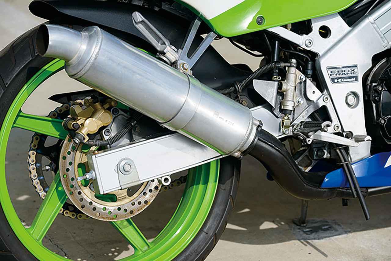 Images : 9番目の画像 - カワサキ「Ninja ZX-25R」の写真をまとめて見る! - webオートバイ