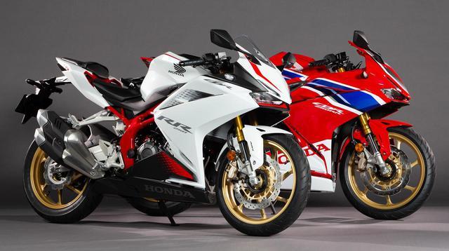 画像: Honda CBR250RR 2020年モデル