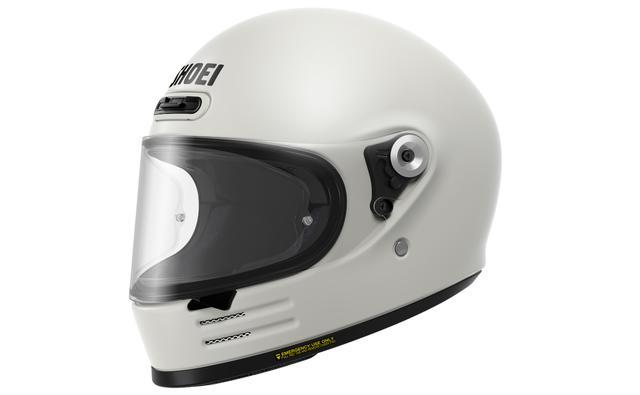 画像1: 【SHOEI】2020年のニューモデルは丸い! 新型フルフェイスヘルメット「Glamster」(グラムスター)を発表!