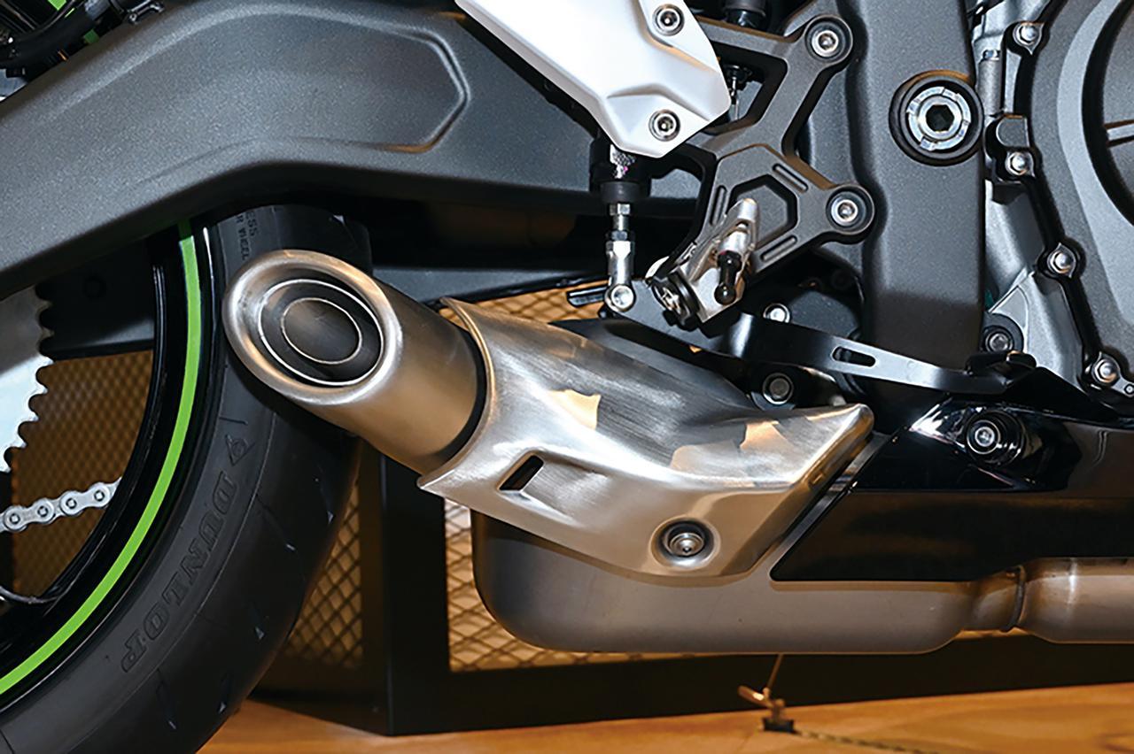Images : 3番目の画像 - カワサキ「Ninja ZX-25R」の写真をまとめて見る! - webオートバイ