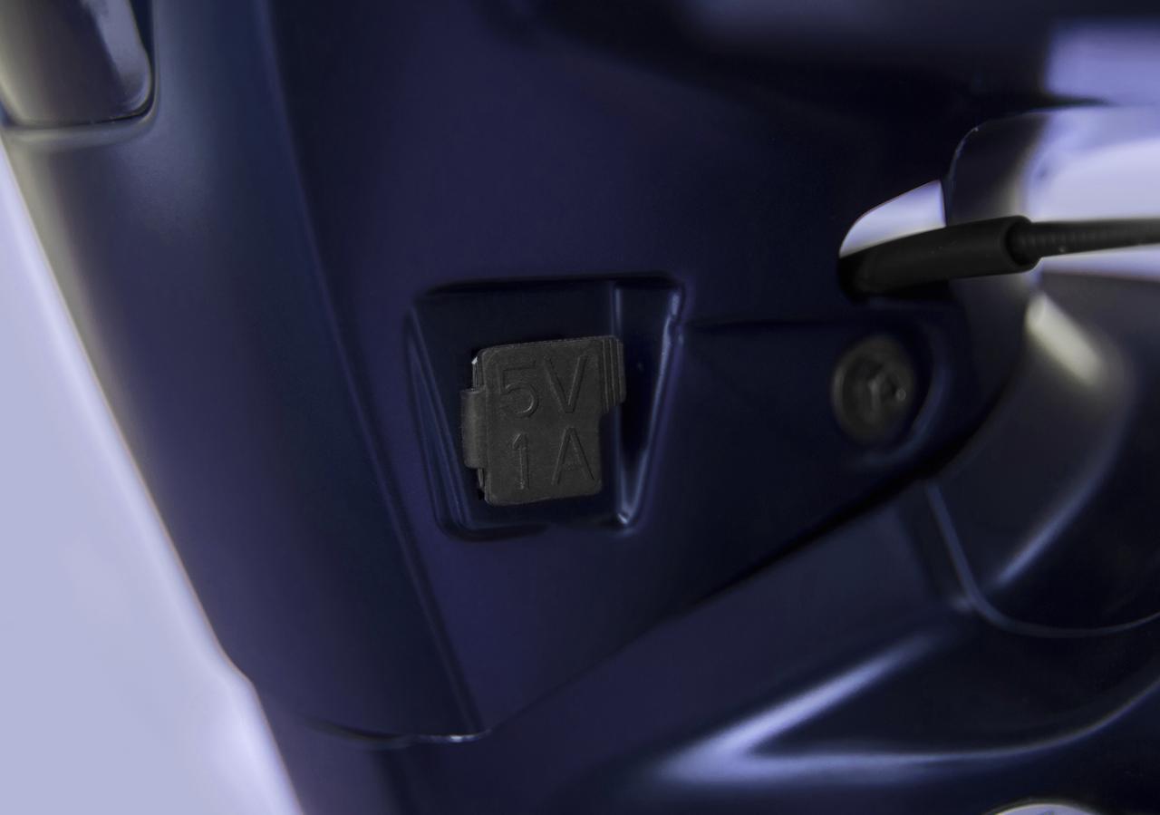 画像3: 【新車】パニアケース&ハイスクリーンが標準装備でこの価格!?  キムコのハイホイール・スクーター「Tersely S125/150」にニューカラーが登場!