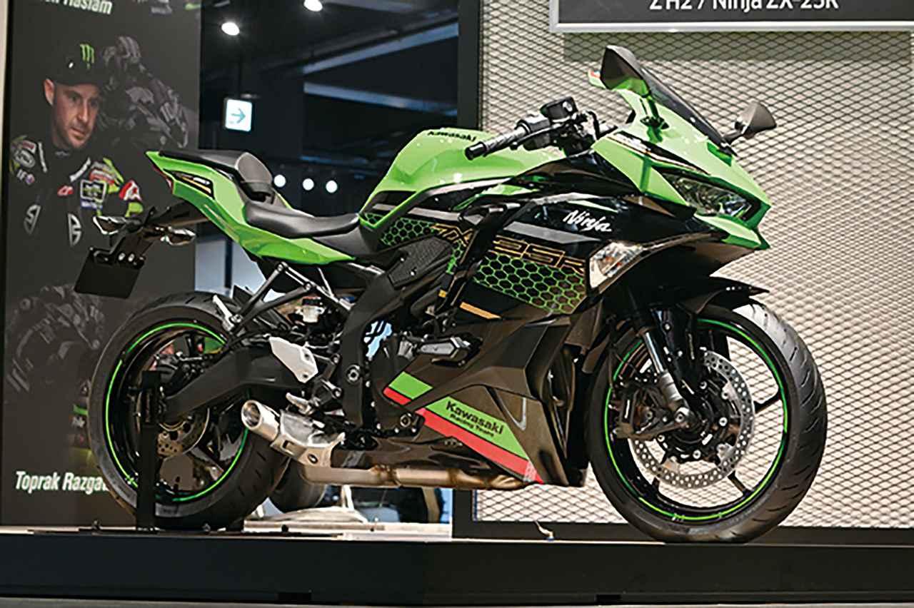 Images : 4番目の画像 - カワサキ「Ninja ZX-25R」の写真をまとめて見る! - webオートバイ