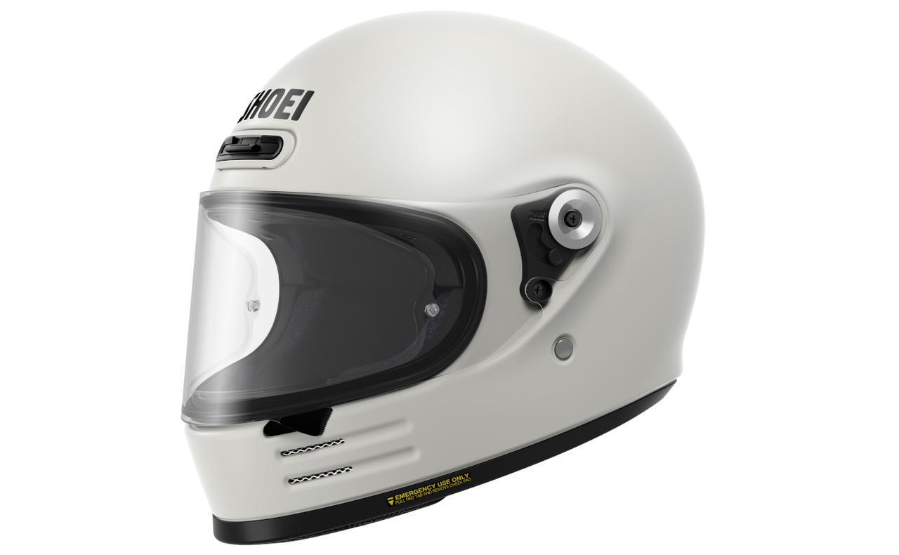 画像2: 新型車にも古いバイクにも似合いそうな、ネオクラシックヘルメットが秋に出る!