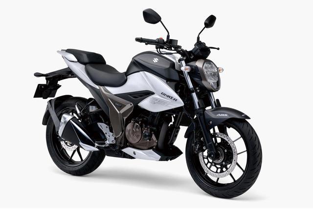 画像13: 【驚きの40万円台】スズキ「ジクサーSF250」「ジクサー250」の価格と発売日が決定! 油冷単気筒250ccがいよいよ国内デビュー