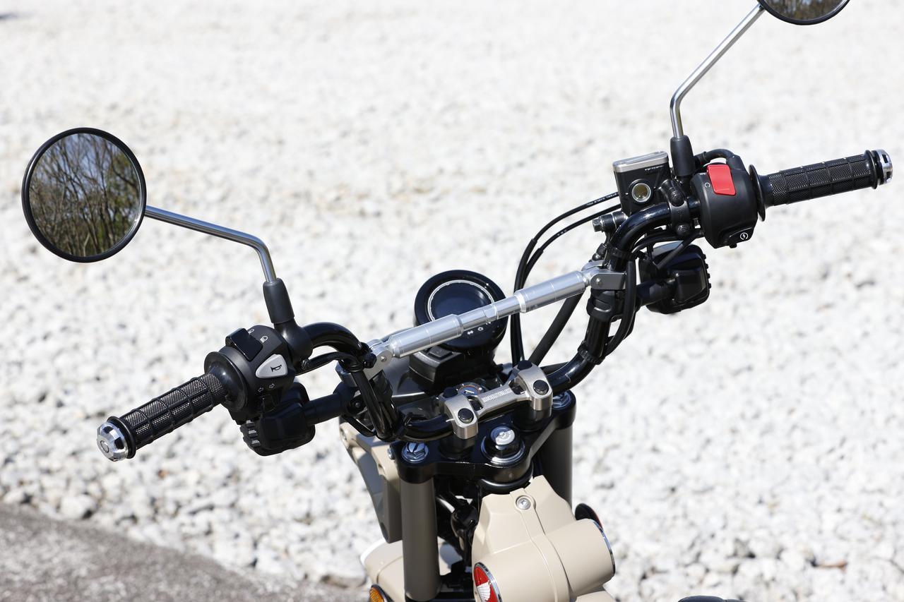 Images : 4番目の画像 - 5社のパーツを駆使したカスタム「CT125・ハンターカブ」 - webオートバイ