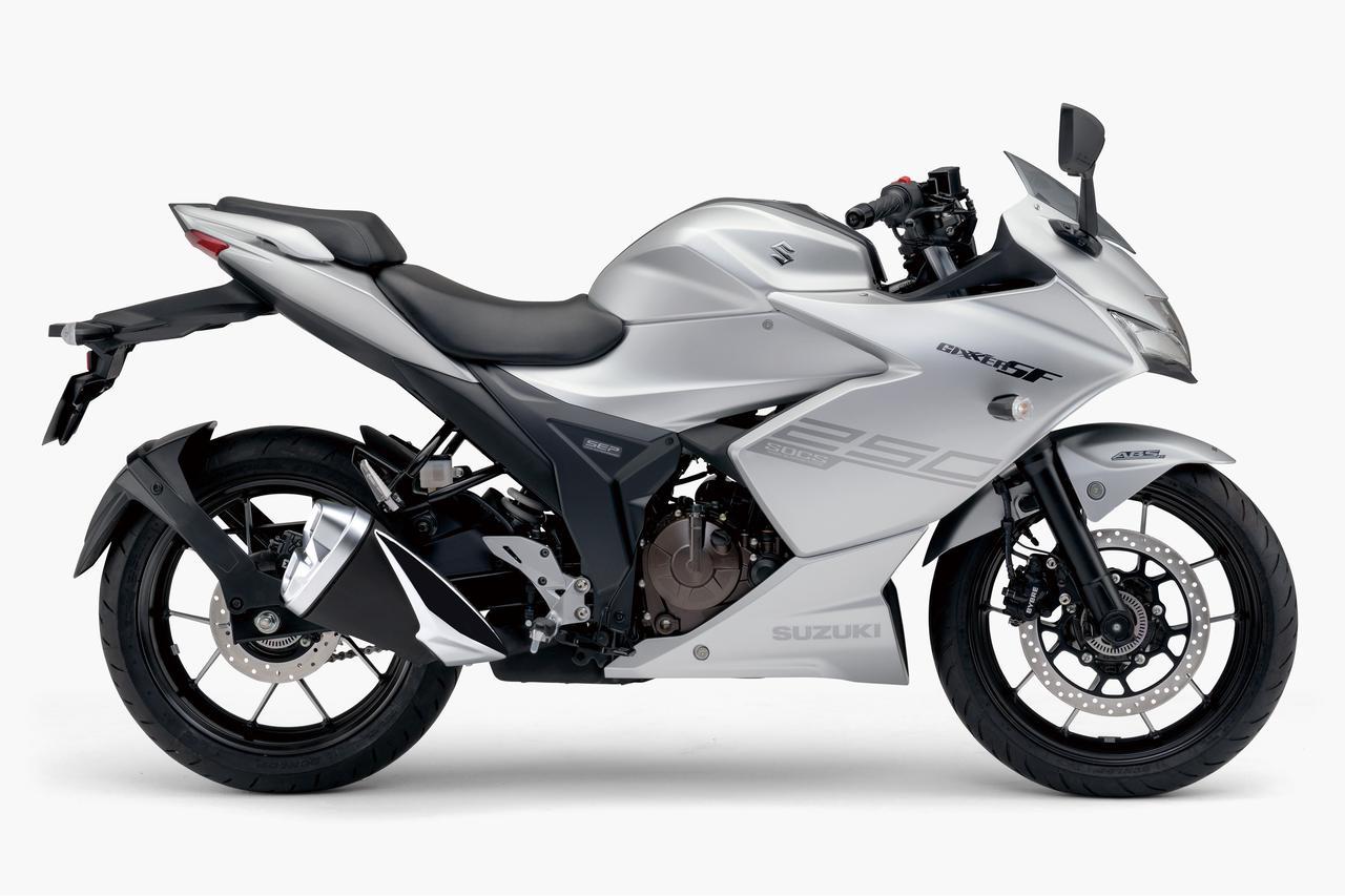 Images : 2番目の画像 - 「ジクサーSF250」「ジクサー250」の写真をまとめて見る! - webオートバイ
