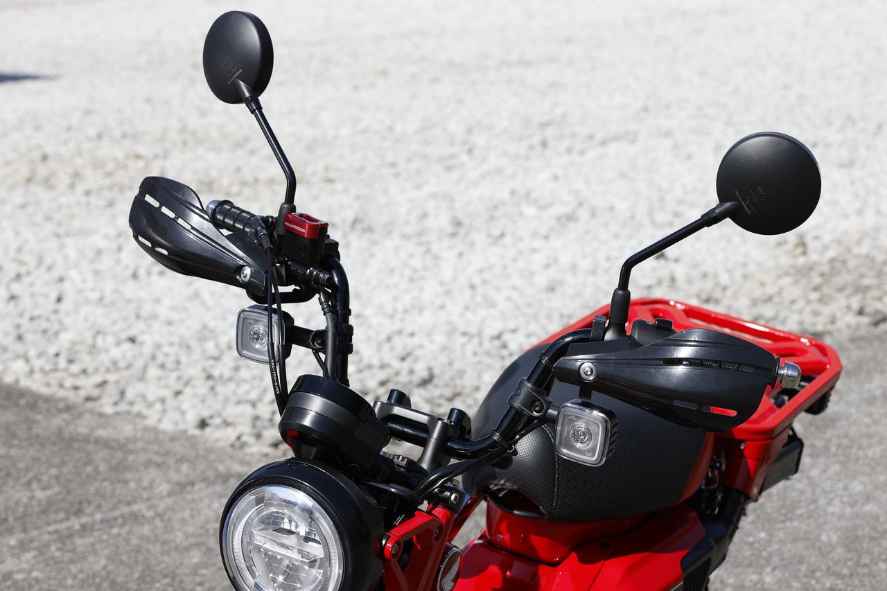 Images : 1番目の画像 - SP武川のパーツを装備したカスタム「CT125・ハンターカブ」 - webオートバイ