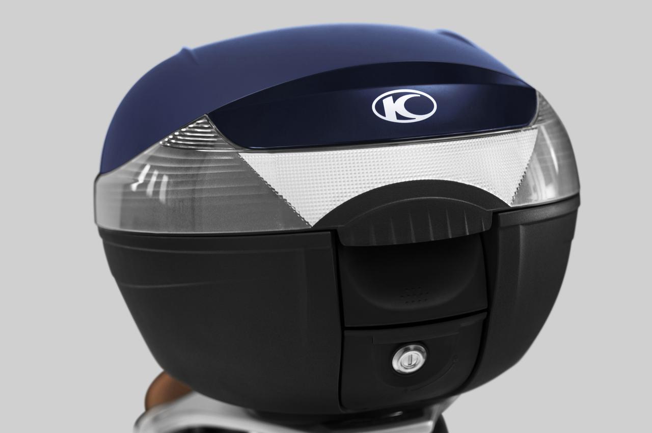 Images : 2番目の画像 - KIMCO Tersely Sの写真をもっと見る - webオートバイ