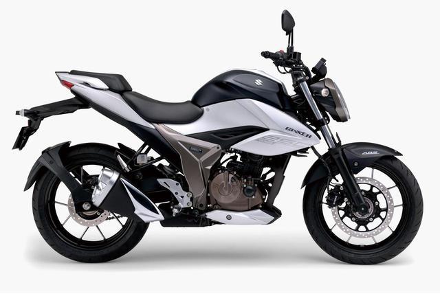 画像14: 【驚きの40万円台】スズキ「ジクサーSF250」「ジクサー250」の価格と発売日が決定! 油冷単気筒250ccがいよいよ国内デビュー