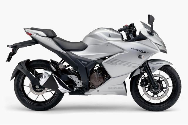 画像8: 【驚きの40万円台】スズキ「ジクサーSF250」「ジクサー250」の価格と発売日が決定! 油冷単気筒250ccがいよいよ国内デビュー