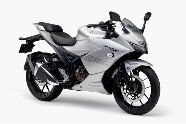 画像1: 【驚きの40万円台】スズキ「ジクサーSF250」「ジクサー250」の価格と発売日が決定! 油冷単気筒250ccがいよいよ国内デビュー