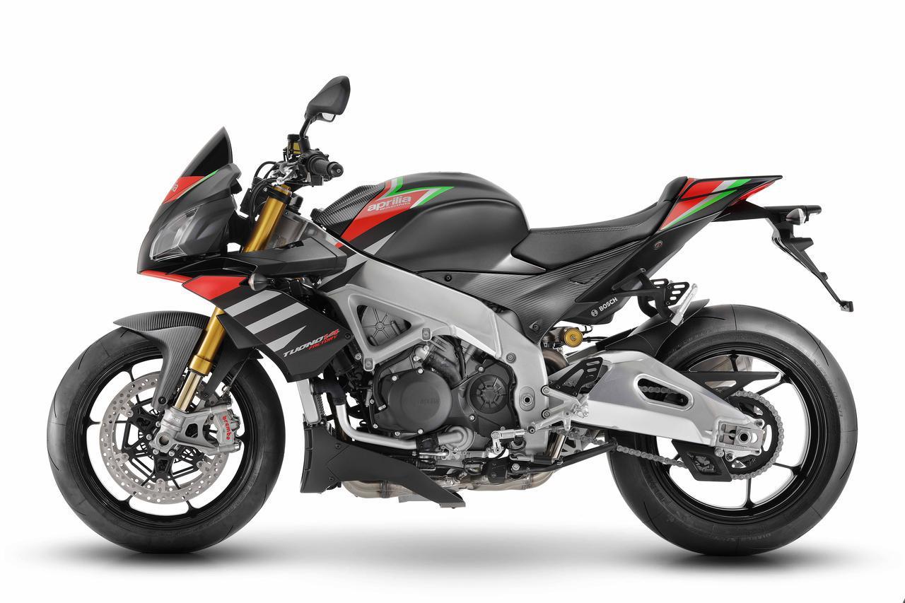 画像2: 【新車】アプリリアのストリートネイキッドスポーツ「トゥオーノ V4 1100 Factory」の2020年モデルが登場!