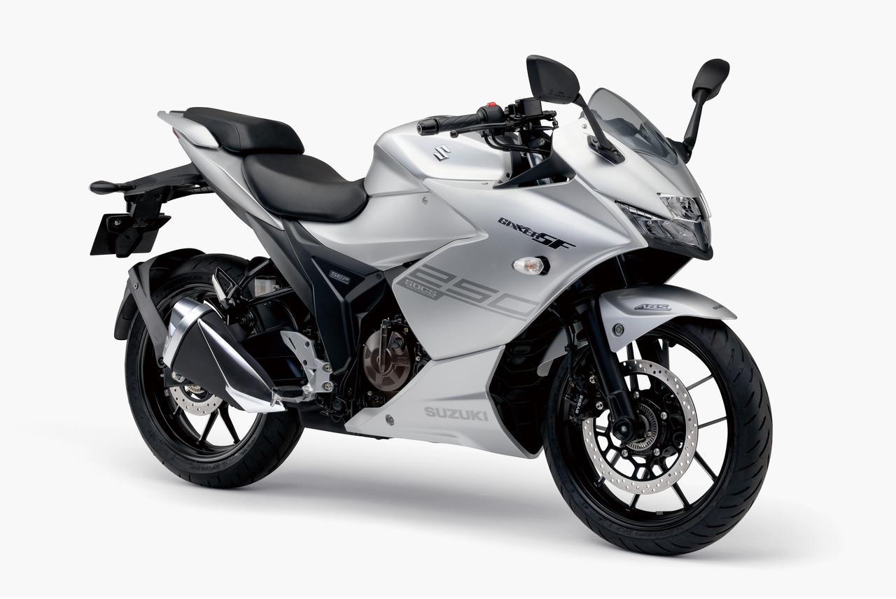 Images : 1番目の画像 - 「ジクサーSF250」「ジクサー250」の写真をまとめて見る! - webオートバイ