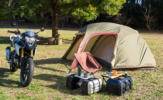 画像1: ゴージャスなツーテーブルキャンプが楽しめます!