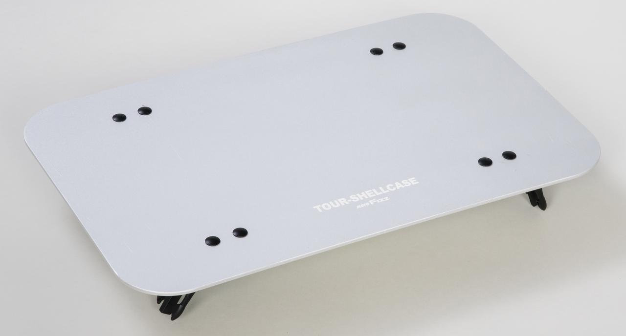 画像: TANAX MOTOFIZZ「ツアーシェルケース オプションテーブル」 税別3,900円/2020年4月15日発売予定