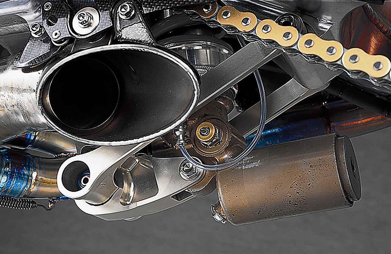 画像1: HONDA RC211V(2006)を徹底解剖する