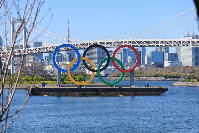 画像: お台場に行ったり~。というか、こんなのできてたなんて知らなかった! どうなるんですかね、オリンピック。