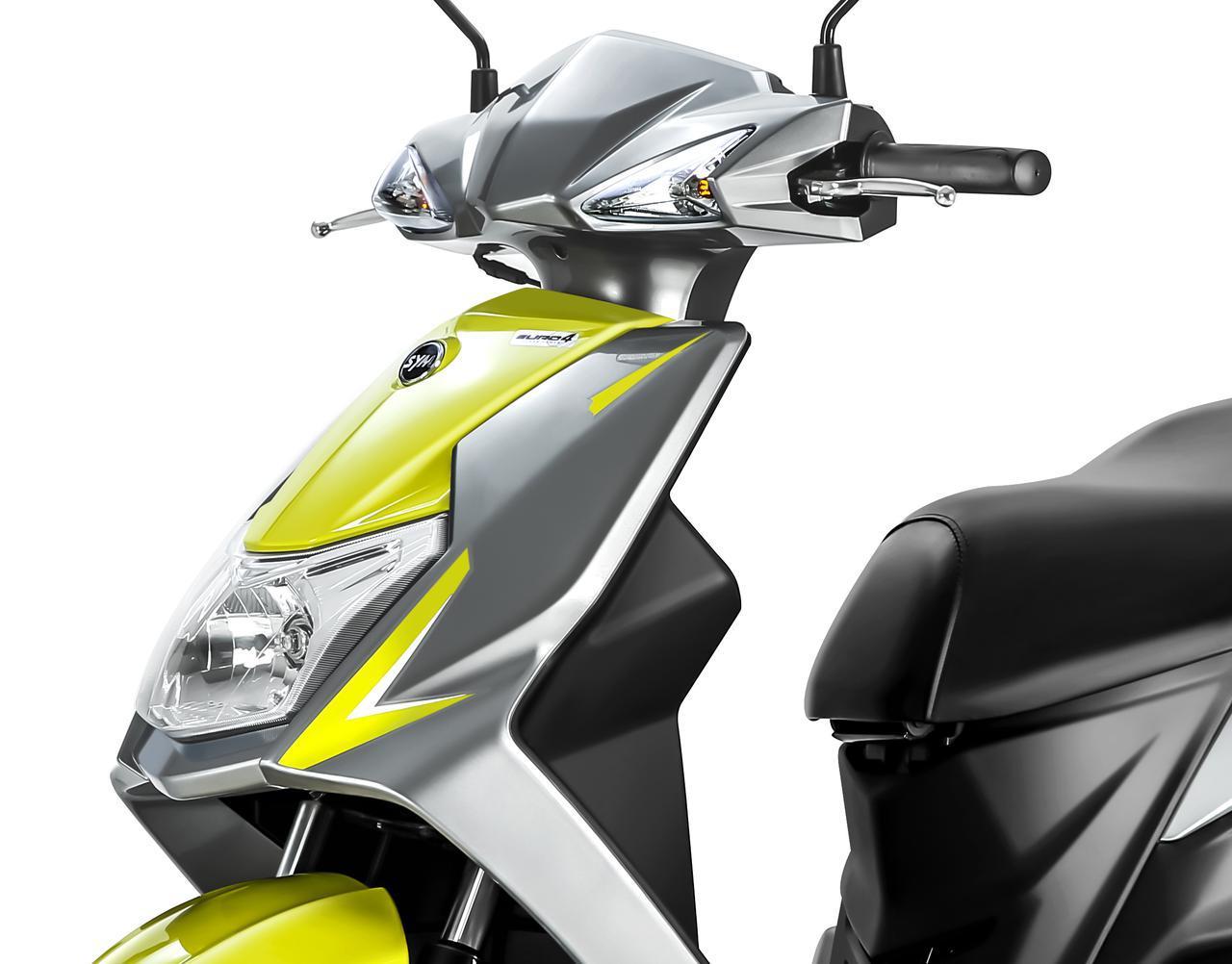 画像: 【新車】50ccと125ccどっちにする!? コスパ最強スクーターSYM「Orbit III」に待望のニューカラーが登場! - webオートバイ