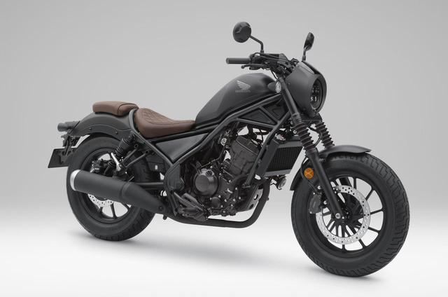 画像: Honda Rebel 250 S Edition/税込63万8000円 www.autoby.jp