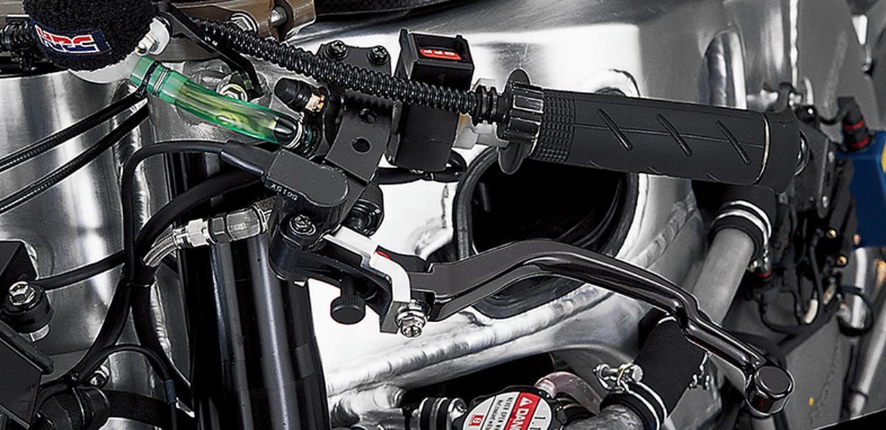 画像2: 【MotoGP創成期】HONDA RC211V(2006)徹底解剖<No.02> ニッキー・ヘイデンのために開発されたスペシャルマシン