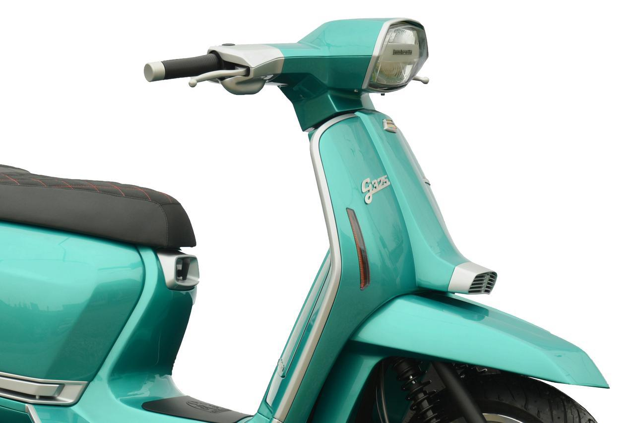 画像: ランブレッタが325ccの新型エンジンを搭載した「G325 Special」をミラノで発表【EICMA 2019速報!】 - webオートバイ