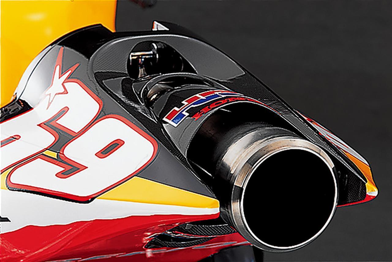 画像: 【MotoGP創成期】HONDA RC211V(2006)徹底解剖<No.02> ニッキー・ヘイデンのために開発されたスペシャルマシン - webオートバイ
