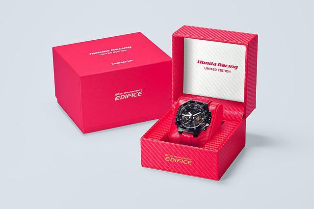 画像1: F1チームへのヒアリングのもと開発された高機能腕時計