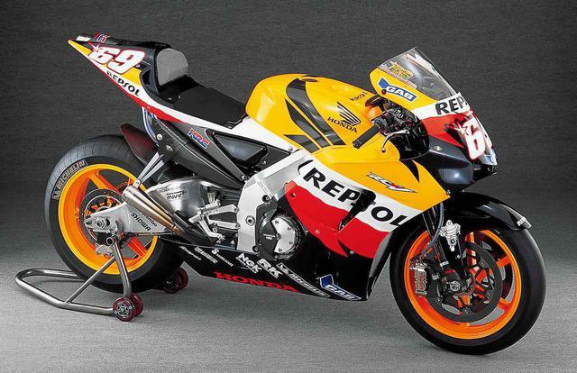 画像: 【MotoGP創成期】HONDA RC211V(2006)徹底解剖<No.01> ニッキー・ヘイデンのために開発されたスペシャルマシン - webオートバイ