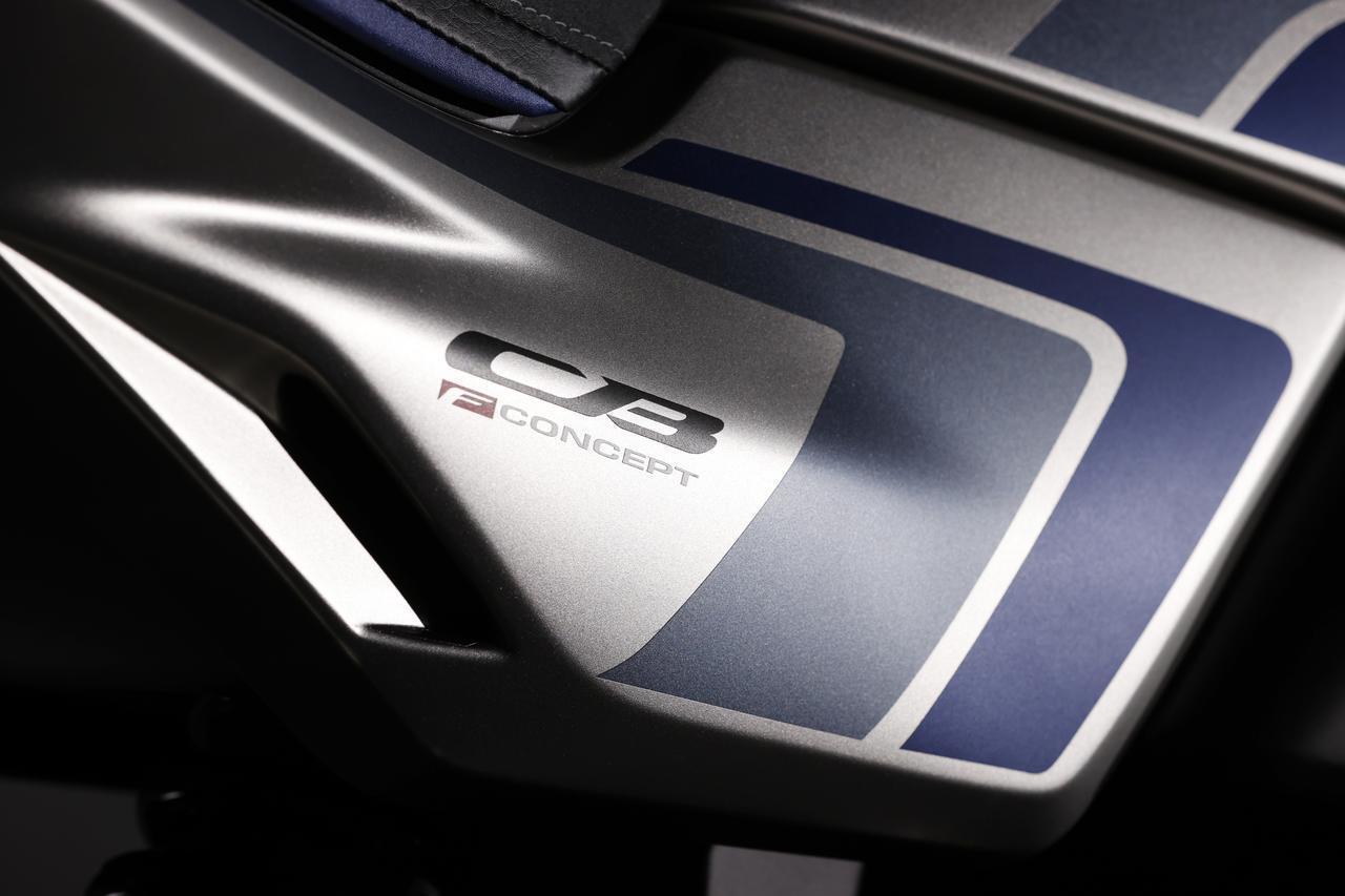 Images : 3番目の画像 - Honda CB-F CONCEPTの写真をまとめて見る! - webオートバイ