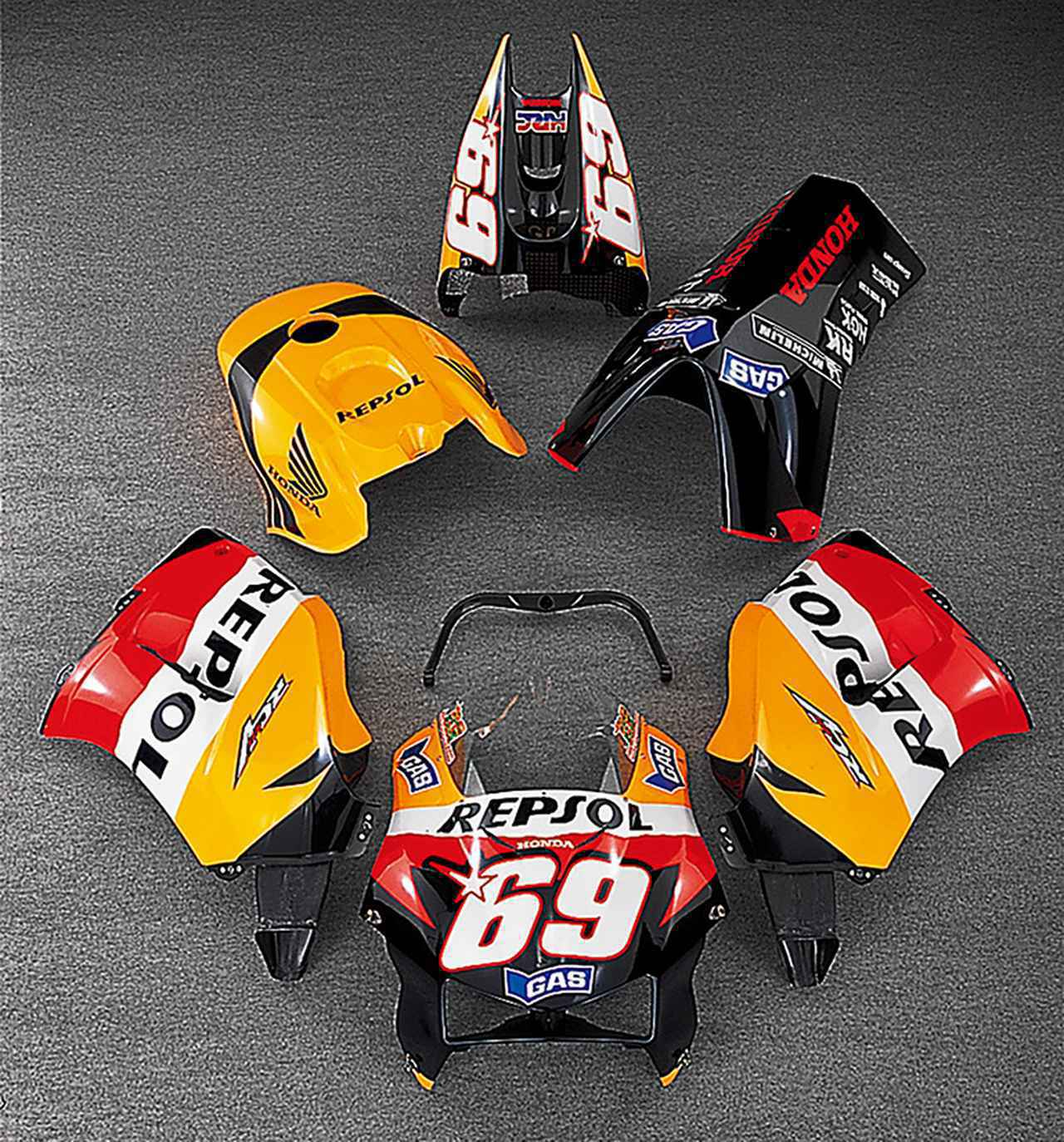 画像: 【MotoGP創成期】HONDA RC211V(2006)徹底解剖<No.03> ニッキー・ヘイデンのために開発されたスペシャルマシン - webオートバイ