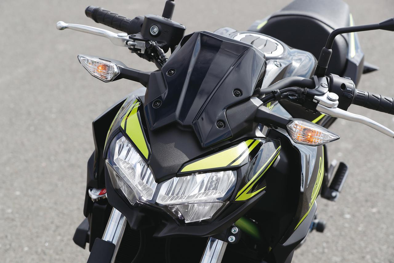 Images : 12番目の画像 - カワサキ「Z650」の写真をまとめて見る! - webオートバイ