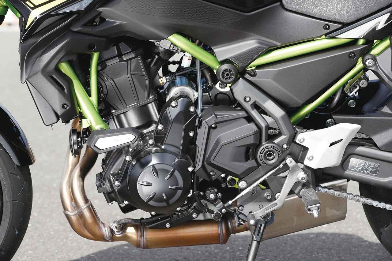 Images : 8番目の画像 - カワサキ「Z650」の写真をまとめて見る! - webオートバイ