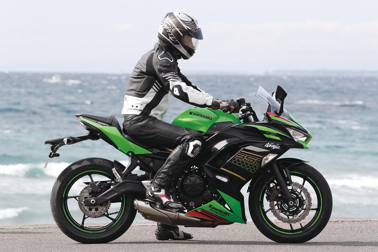 Images : 4番目の画像 - カワサキ「ニンジャ650 KRTエディション」の写真をまとめて見る! - webオートバイ