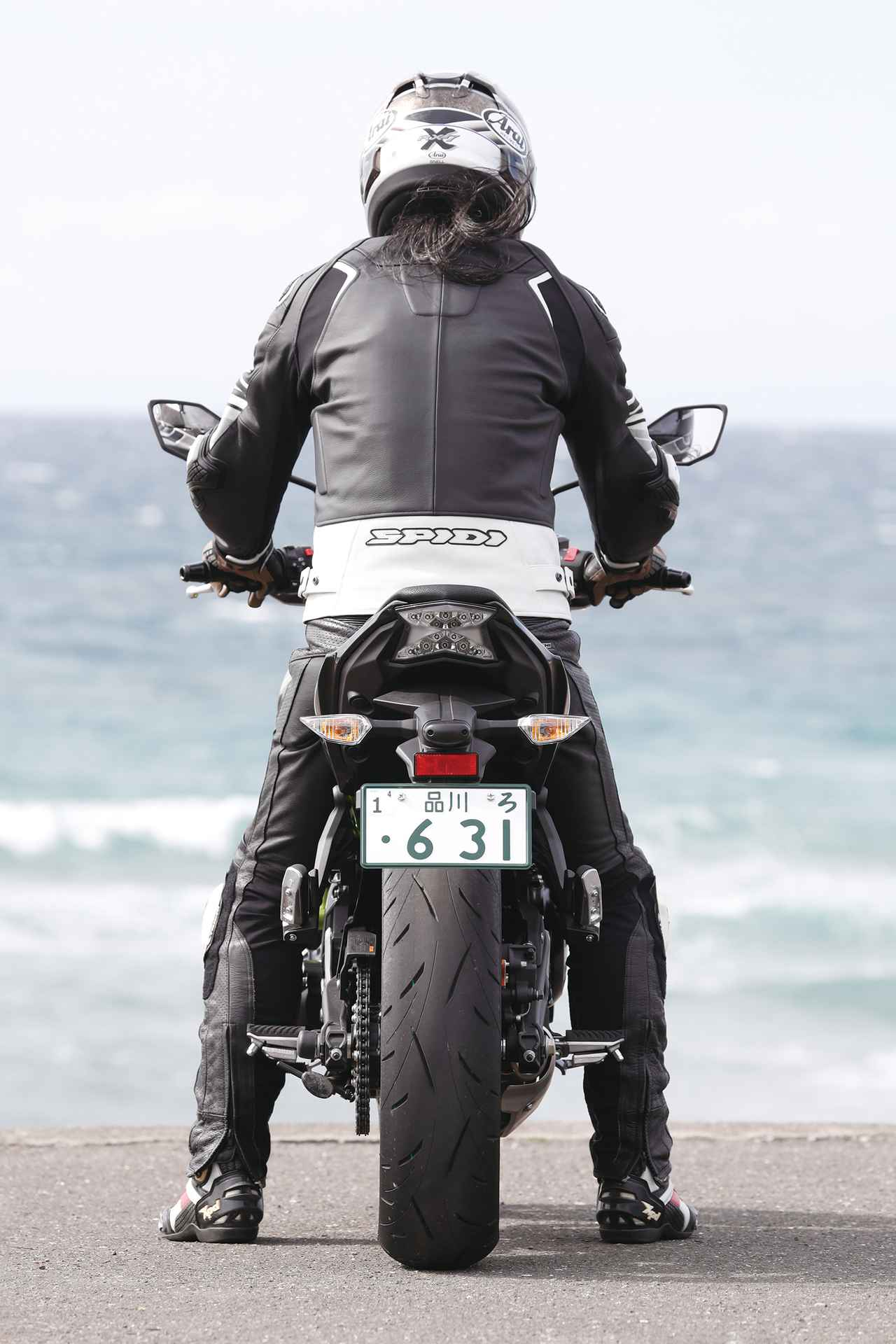 Images : 4番目の画像 - カワサキ「Z650」の写真をまとめて見る! - webオートバイ