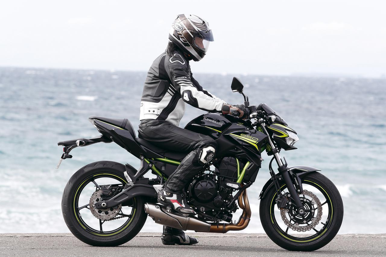 Images : 2番目の画像 - カワサキ「Z650」の写真をまとめて見る! - webオートバイ
