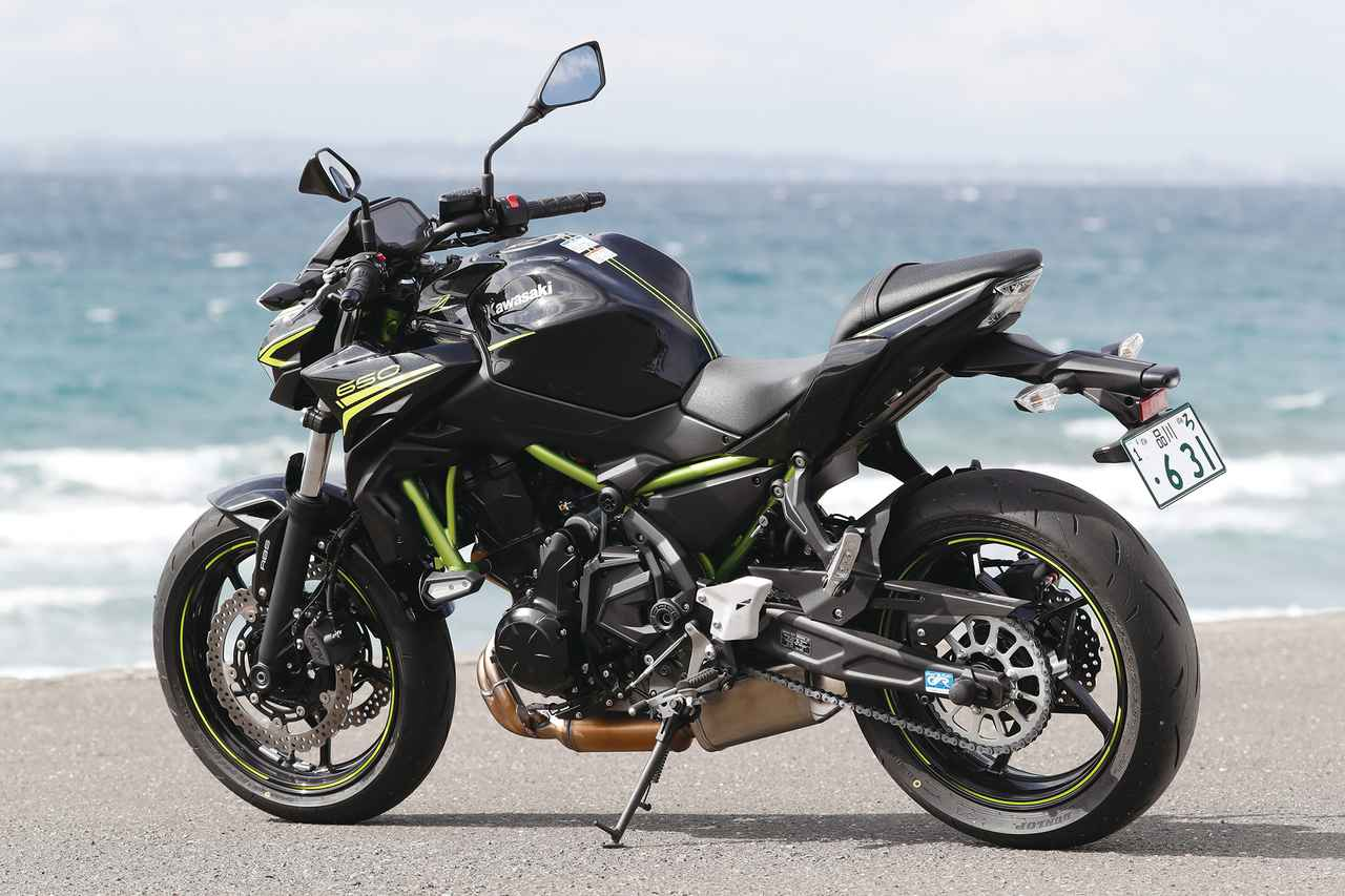 Images : 5番目の画像 - カワサキ「Z650」の写真をまとめて見る! - webオートバイ