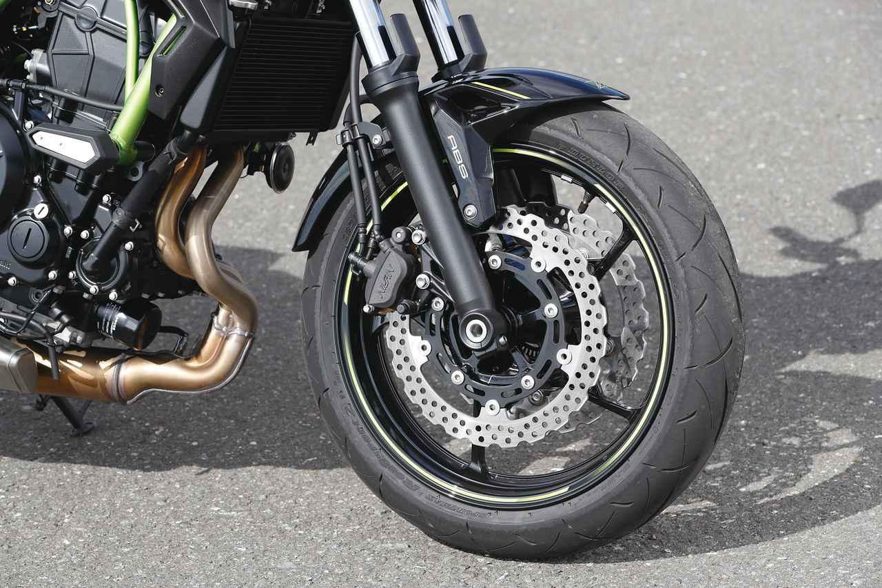 Images : 7番目の画像 - カワサキ「Z650」の写真をまとめて見る! - webオートバイ