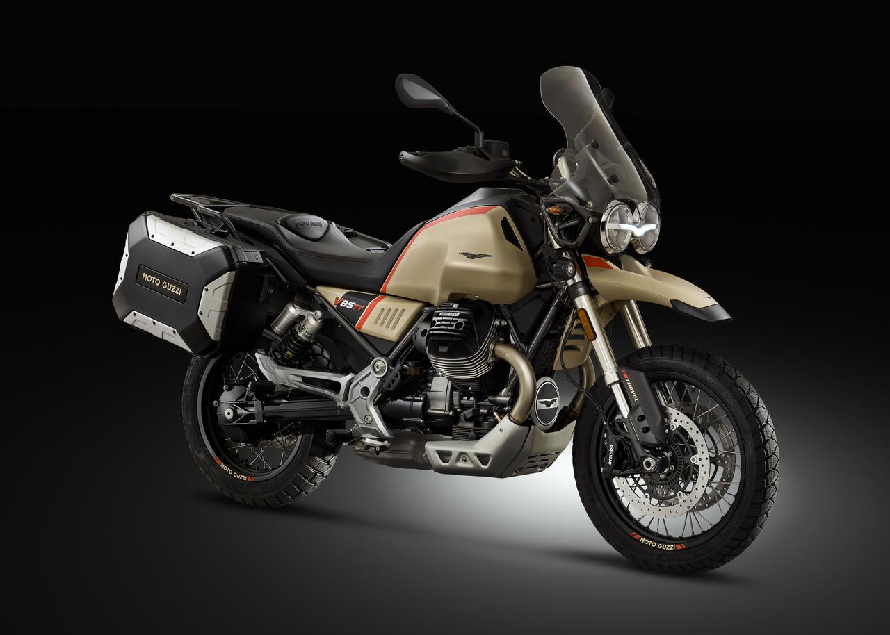 Images : 9番目の画像 - V85 TT TRAVELの画像を全て見る(11枚) - webオートバイ