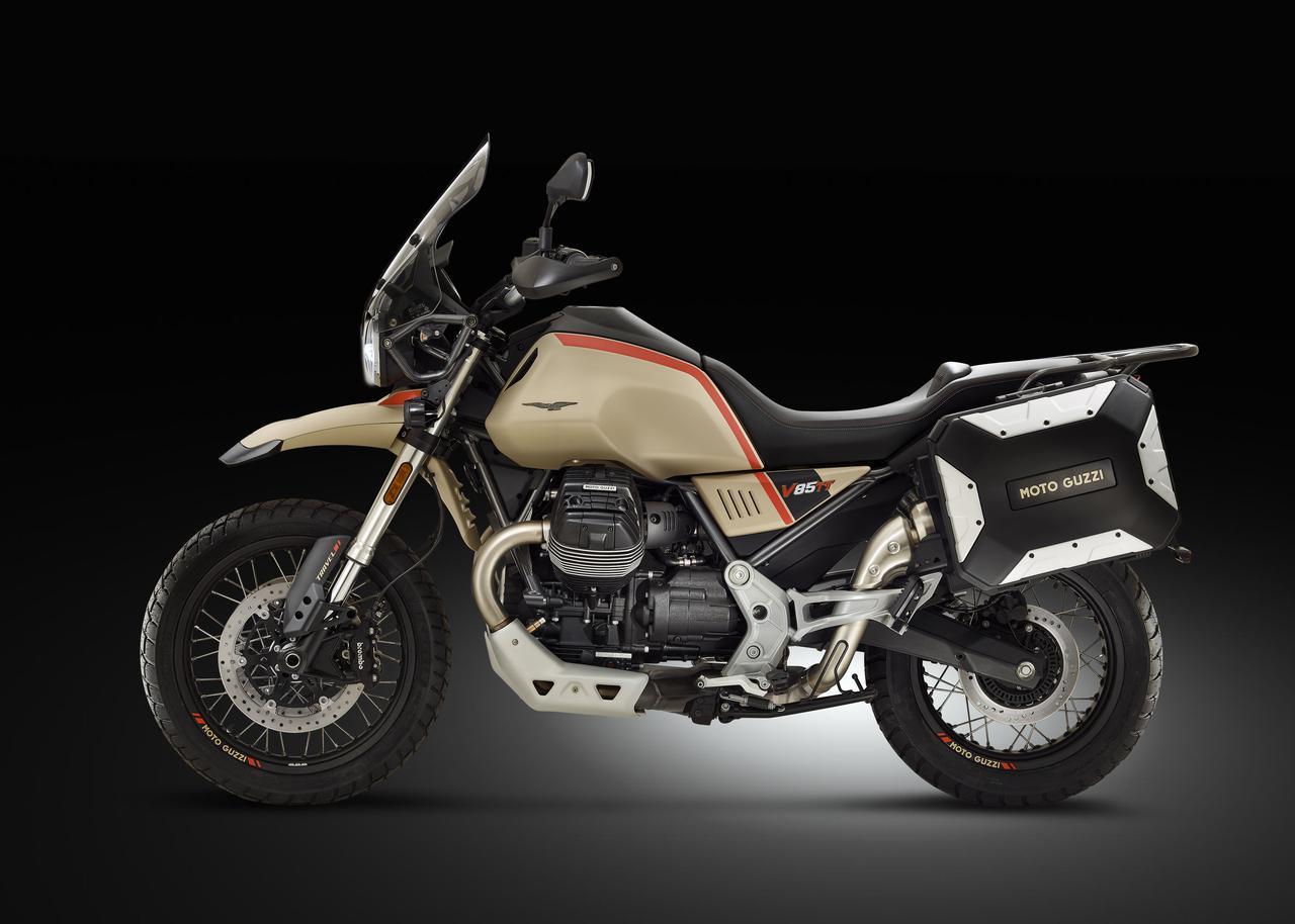 Images : 4番目の画像 - V85 TT TRAVELの画像を全て見る(11枚) - webオートバイ