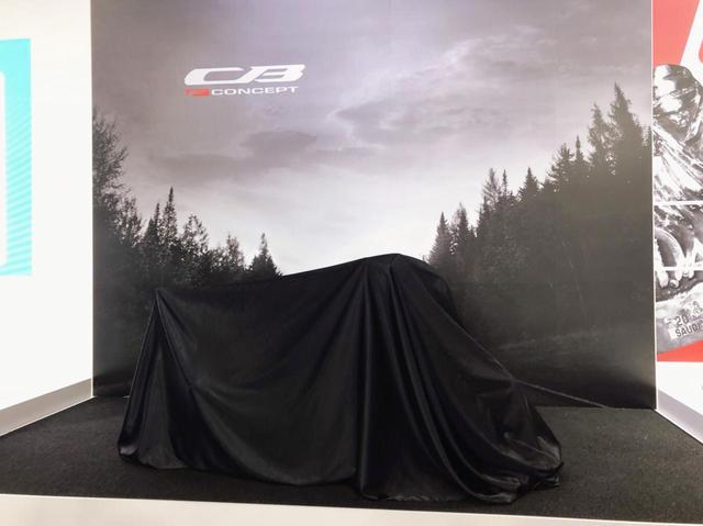 画像1: Honda バーチャルモーターサイクルショーが開幕! 世界初公開「CB-F コンセプト」をはじめ、新型車が続々登場