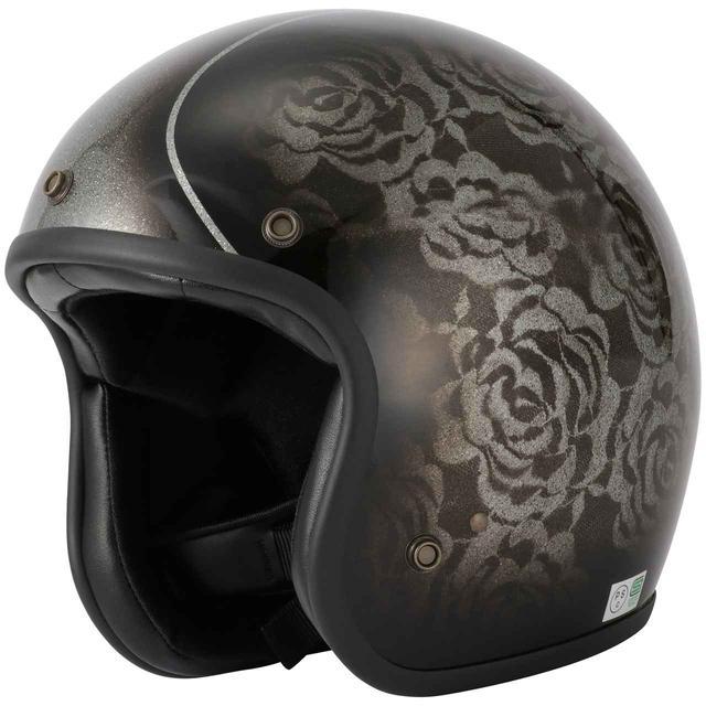 画像3: キャンディペイントで仕上げた大人のグラフィック! RIDEZが「二キトーヘルメット」の限定モデルを4月1日に発売