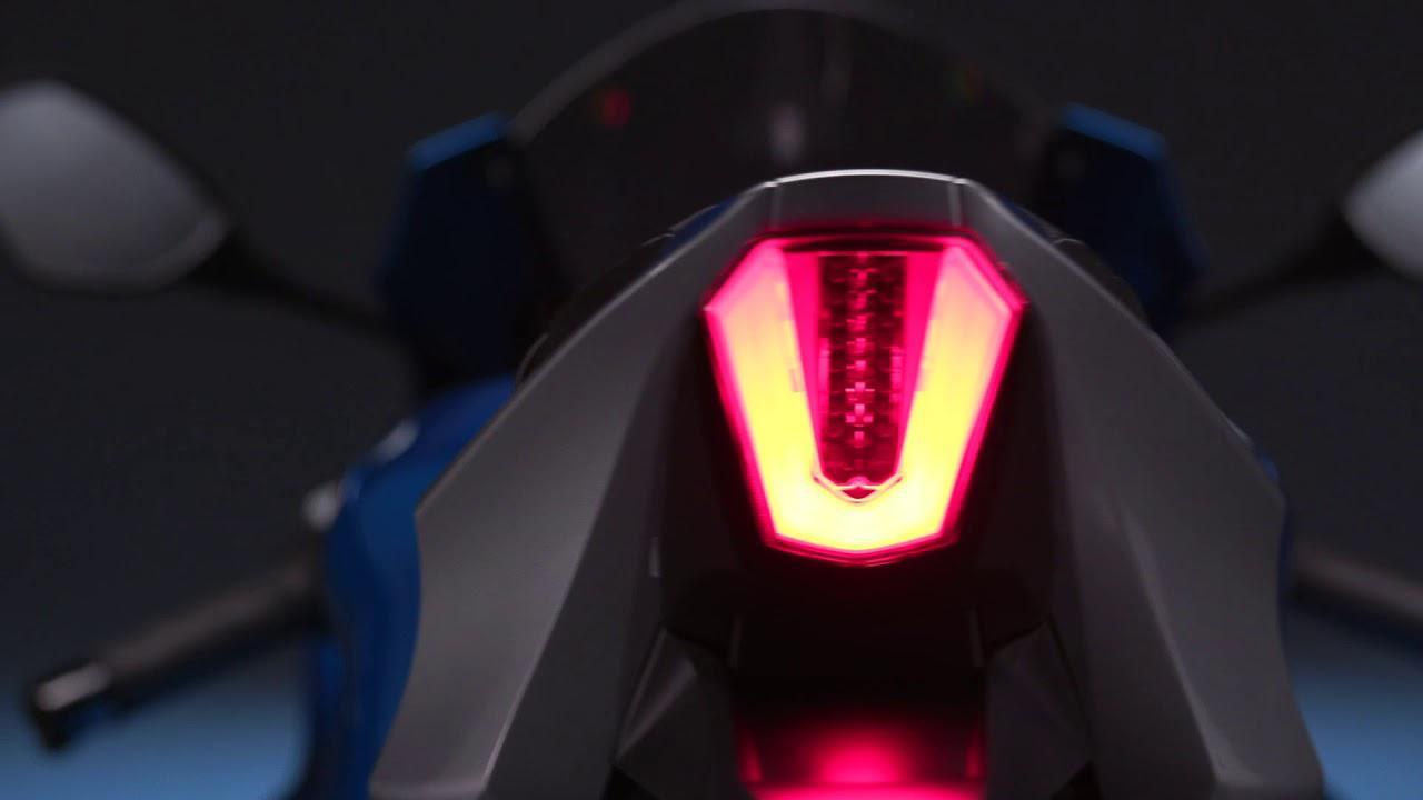 画像: GSX R1000R www.youtube.com