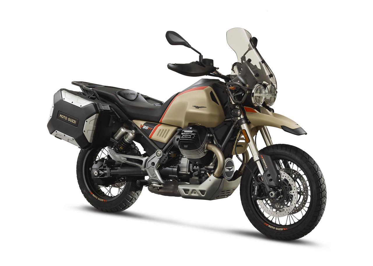 Images : 8番目の画像 - V85 TT TRAVELの画像を全て見る(11枚) - webオートバイ