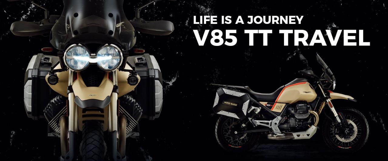 Images : 11番目の画像 - V85 TT TRAVELの画像を全て見る(11枚) - webオートバイ