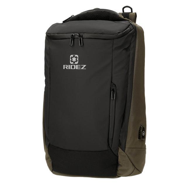 画像: ビジネスシーンでも使えそう! RIDEZが新たなバッグブランド「ライズ トランスポーター」の展開を開始 - webオートバイ