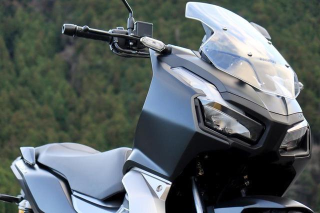 画像: 149ccで新東名の制限速度120km/h区間へ! ホンダ「ADV150」高速道路走行インプレ【ADV150で1泊2日の旅-最高速&実燃費編-】 - webオートバイ