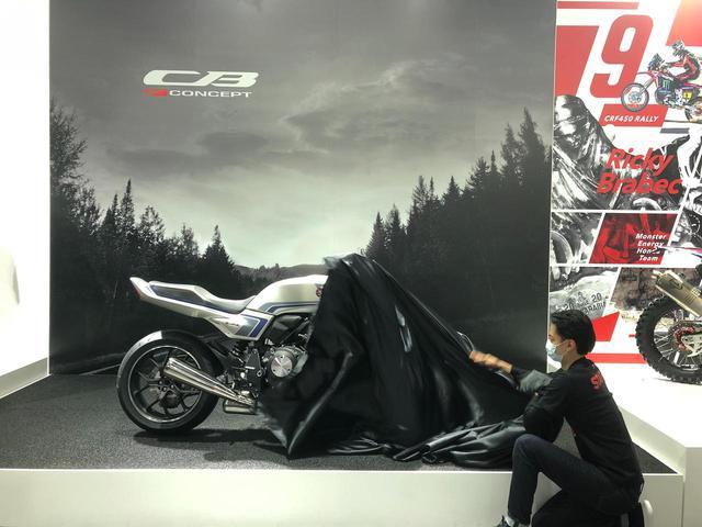 画像2: Honda バーチャルモーターサイクルショーが開幕! 世界初公開「CB-F コンセプト」をはじめ、新型車が続々登場
