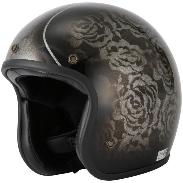 画像8: キャンディペイントで仕上げた大人のグラフィック! RIDEZが「二キトーヘルメット」の限定モデルを4月1日に発売