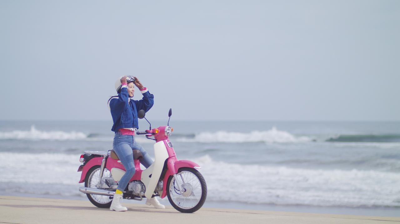 画像7: ピンクの「スーパーカブ110」でかけがえのない旅の思い出を。ホンダのレンタルバイク「HondaGO BIKE RENTAL」とは?